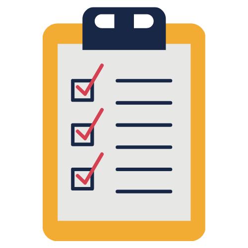 checklista będąca narzędziem audytowym